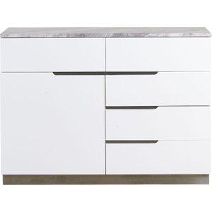 Mark Webster Designs Mark Webster Bergamo Marble Sideboard