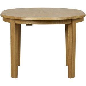 Mark Webster Designs Mark Webster Westport Oak Round Extending Dining Table
