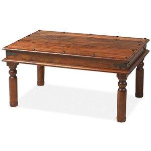 Hermitage Furniture Mica Sheesham Thacket Medium Coffee Table