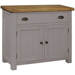 House Brands Regatta Grey Painted Small Sideboard