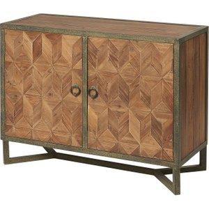 House Brands Renton Industrial Reclaimed Pine Sideboard