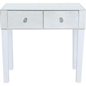 Deco Home Rico Mirrored Console Table