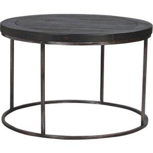 Rowico Tate Round Coffee Table - Black
