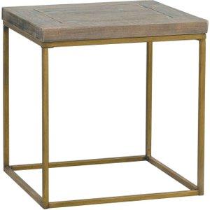 Rowico Tate Square Coffee Table - Bronze