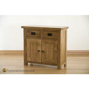 Fortune Woods Rustic Oak Sideboard