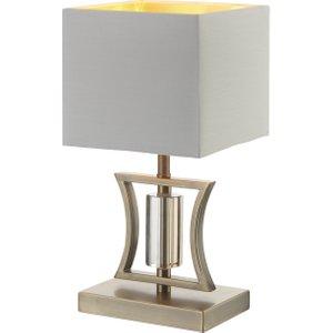 R V Astley Rv Astley Aberto Antique Brass Table Lamp