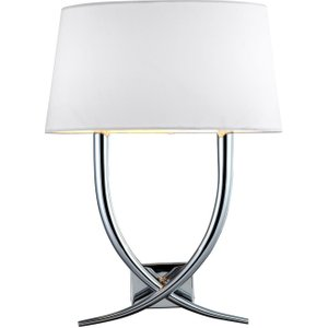 R V Astley Rv Astley Arianna Nickel Wall Lamp, Nickel