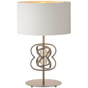 R V Astley Rv Astley Cb Infinity Antique Brass Table Lamp