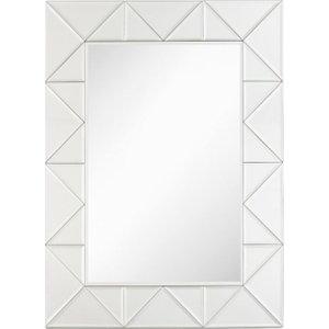 R V Astley Rv Astley Gairsay Rectangular Mirror - 60cm X 80cm, Mirrored