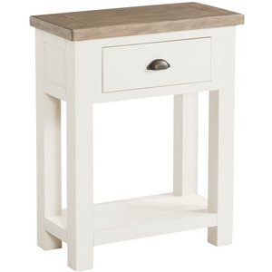 Annaghmore Santorini Stone Painted Console Table