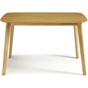 Serene Furnishings Serene Westminister Oak Dining Table, Oak