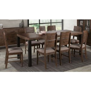Annaghmore Seville Dark Pine Dining Table