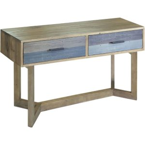 Classic Furniture Sorrento Reclaimed Pine Small Console Table
