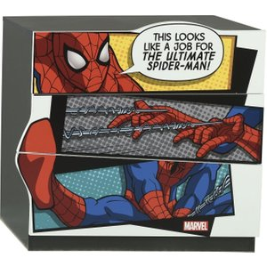 Minturk Spiderman Kids 3 Drawer Chest