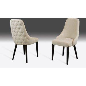 Stone International Luna Leather Dining Chair (pair)