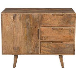 Indian Furniture Company Summit Mango Wood Sideboard
