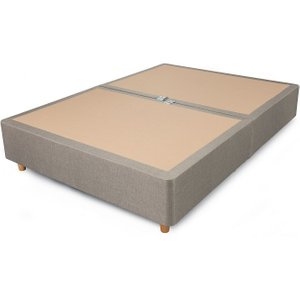 Sweet Dreams Amber Divan Bed Base With Wooden Legs