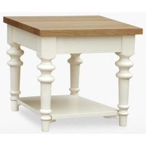 Tch Furniture Tch Coelo Small Coffee Table Col109 - Oak And Painted