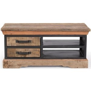 Besp Oak The Cosgrove Collection 2 Drawer Coffee Table