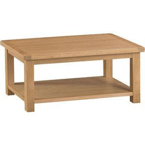 Essentials By Scuttle Interiors Tucson Oak Coffee Table
