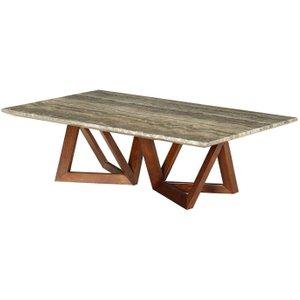 Furniture Now Veneto Grey Marble Coffee Table