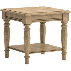 Classic Furniture Versailles Oak Lamp Table