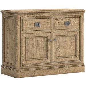 Classic Furniture Versailles Oak Small Sideboard