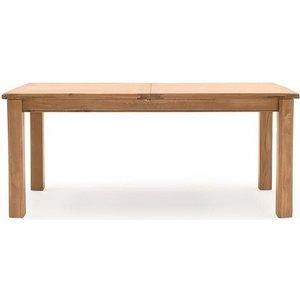 Vida Living Breeze Oak 140cm-180cm Extending Dining Table, Oak