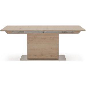 Vida Living Bremen Oak Rectangular Extending Dining Table - 190cm-240cm