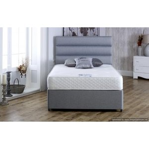 Vogue Beds Vogue Classic Fabric Divan Bed Base
