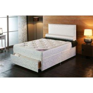 Vogue Beds Vogue Comfort Celina Platform Top Fabric Divan Bed