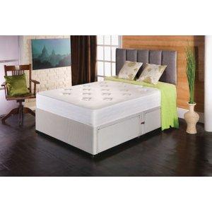 Vogue Beds Vogue Comfort Regency Platform Top Fabric Divan Bed
