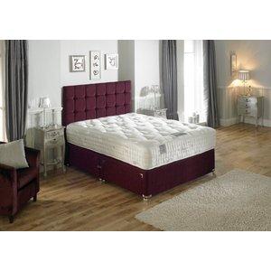 Vogue Beds Vogue Premium Fabric Divan Bed Base