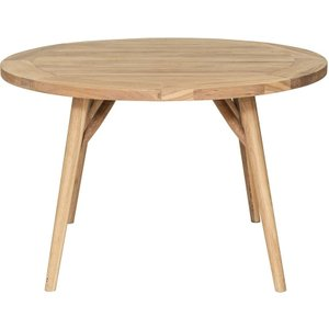 Willis And Gambier Boston Oiled Oak Round Dining Table, Oiled Oak