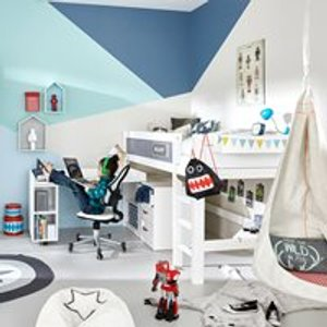 Lifetime Kids Cabin Bed - Lifetime White 4625 10 Beds
