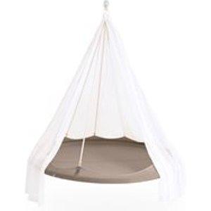 Tiipii Hammock Bed In Taupe - 1.8m - Nester Tib1800te Chairs