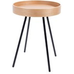Zuiver Contemporary Side Table With Removable Tray 2300003 Tables