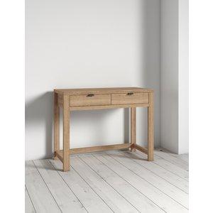 M&s Arlo Desk Natural T656283, Natural