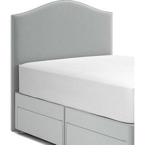 M&s Classic Headboard Silver T397339, Silver
