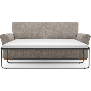 M&S Lincoln Large Sofa Bed (foam Mattress) Taupe M9 T3933A_L2SBO, Taupe