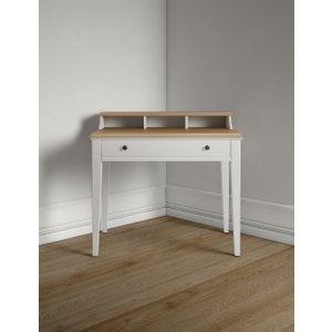 M&S Sandbanks Desk Grey T656842, Grey