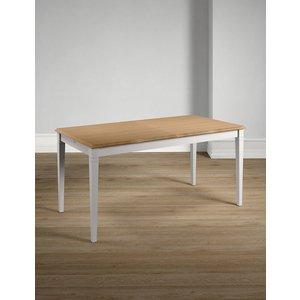 M&s Sandbanks Extending Dining Table Grey T656818, Grey