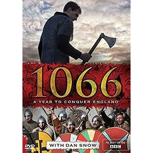 Simply He 1066: A Year To Conquer England (dan Snow) (dvd) Dvds
