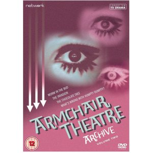 Armchair Theatre Archive Volume 2 (dvd) DVDs