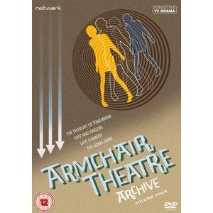 Armchair Theatre Archive Volume 4 (dvd) DVDs
