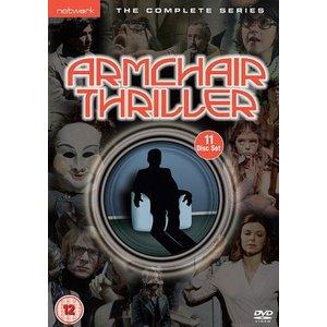 Armchair Thriller Vol.1-10 - Complete (dvd) DVDs
