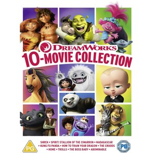 Simply He Dreamworks Collection (dvd) Dvds
