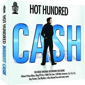 Hot Hundred - Johnny Cash Box Set (cd) CDs