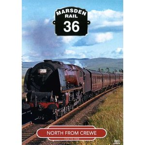Simplyhe Marsden Rail 36: North From Crewe Dvds