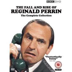 Simplyhe The Fall And Rise Of Reginald Perrin: Complete Box Set [1976](dvd) Dvds